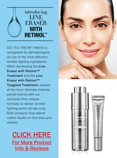 Avon Line Eraser - A Great Alternative To Wrinkle Eraser