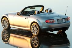 2012 Mazda MX-5 Miata Grand Touring Convertible Exterior My Car Only in stormy blue mica.
