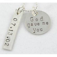 I want this for Valentines Day from my husband...its our wedding song and he can add our wedding date...