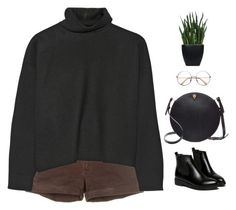 """""""Untitled #206"""" by morafersure ❤ liked on Polyvore featuring Marni, WithChic, Valextra, Lux-Art Silks, women's clothing, women's fashion, women, female, woman and misses"""