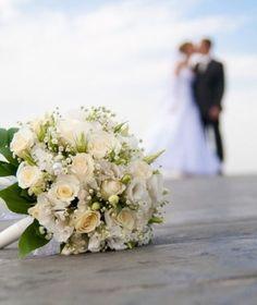 bouquet de flores, Buquês de flores, rosas, redondo, rosa