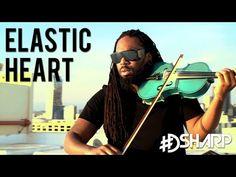 Elastic Heart - Sia (DSharp Violin Cover) - YouTube