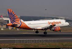 Indian Airlines - Airbus A319-112 VT-SCB 2624 Mumbai Chhatrapati Shivaji Int'l - VABB