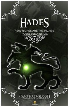 CHB Cabin Posters Hades by jimuelmaurer26.deviantart.com on @DeviantArt