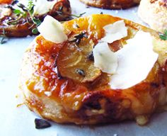 One of the entries in our 2014 Great Apple Month Taste Off. This one comes from @Jillian Harris