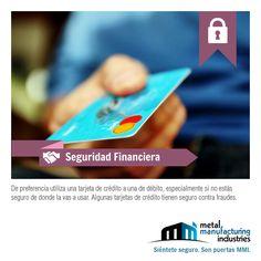 Te presentamos este interesante tip de #SeguridadFinanciera, a tomar en cuenta para los gastos de este puente. Like y comparte