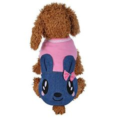 LNGRY Pet Dog Clothes Dress Hoody Rabbit Pet Puppy Coat Winter Warm Costumes *** Click on the image for additional details. (This is an affiliate link) #DogApparelAccessories