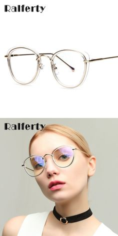 0239a376ce66 Glasses transparent women eyeglass frame brand designer clear optical frames  for myopia prescription glasses oculo 3256