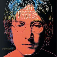 En lo más fffres.co: Art record covers, cuando las portadas musicales son arte: Este libro recopila cientos de ejemplos en los que el arte…