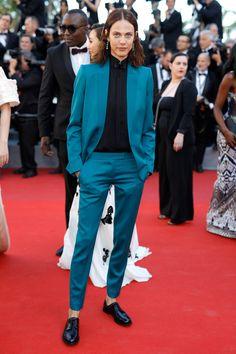 Канны 2017: церемония открытия | Мода | Выход в свет | VOGUE