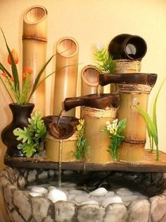 1000 ideas about fuentes de agua on pinterest water fountains water features and garden - Fuentes de agua interiores ...