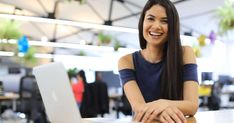Melanie Perkins, the co-founder and CEO of popular design platform Canva, and her team are constantly chasing big goals. Solar System For Kids, Western University, Thing 1, Kids Videos, Marketing, Tool Design, Year Old, Service Design, Creative Design