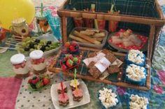 Picknicken; Vijf manieren om je picknickmand te vullen