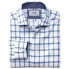 I know you want this!   Slim fit semi-cutaway collar business casual white and blue check shirt http://www.fashion4men.com.au/shop/charles-tyrwhitt/slim-fit-semi-cutaway-collar-business-casual-white-and-blue-check-shirt/ #Blue, #Business, #BusinessCasualFS, #Casual, #Charles, #CharlesTyrwhitt, #Check, #Collar, #Cutaway, #Fashion, #Fashion4Men, #Fit, #Men, #Semi, #Shirt, #Slim, #Tyrwhitt, #White