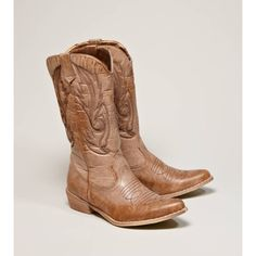why do i have an odd obsession with cowboy boots?