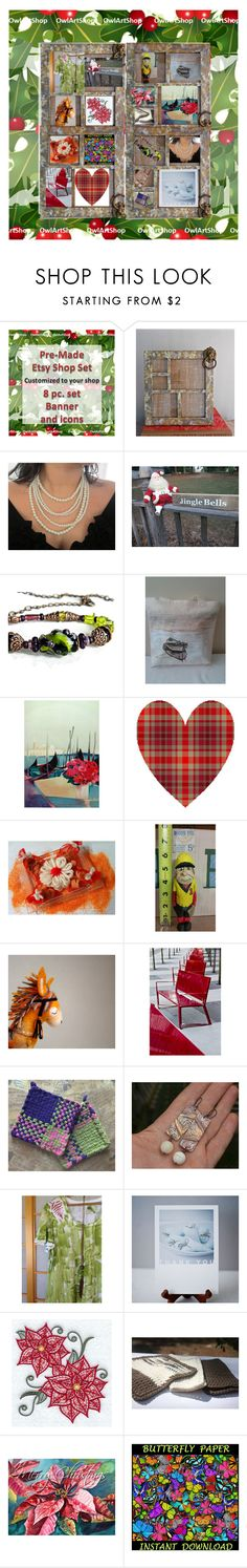 Holiday Treats from Integrity by suzannee43 on Polyvore featuring Hostess, integrityTT, TintegrityT and EtsySpecialT