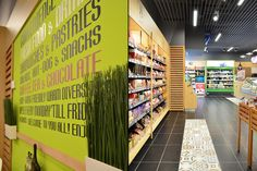 1 minute hot snacking store by Creativ Interior, Bucharest – Romania » Retail Design Blog