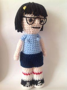 Behind Bob's Burgers: Crochet Tina. I MUST!!!!!!