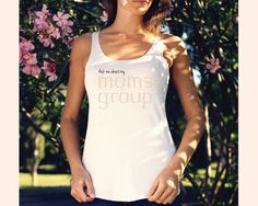 Ask Me About My Moms Group design for t shirts, buttons, stickers & more | Shirt design for Moms Clubs and Playgroups | Style Name: Sporty. Get a custom moms group logo, business cards, shirt design plus flyers / signs / posters & more Moms Group products at the Oh Hi Penguin! Design Studio Etsy store. Visit www.ohhipenguin.com for more playgroup activities, games & ideas plus a free playgroup newsletter template design for your Moms Club.
