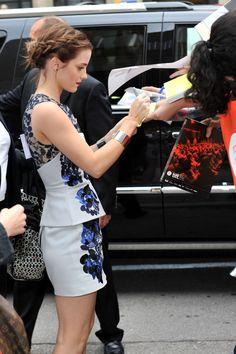 Emma Watson - 'The Perks Of Being A Wallflower' 2012 Toronto Film Festival Premiere