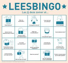leesbingo - unicorns & fairytales