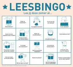 leesbingo - unicorns & fairytales