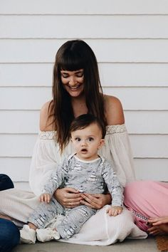 Beautiful printed romper -  high seas romper by Winter Waterfactory. The perfect all season romper for your baby or toddler. Photo: @rachelcast