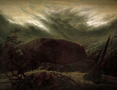 Artist [show]Caspar David Friedrich (1774–1840) Title Deutsch: Hünengrab im Herbst Français : Tombeau hun à l'automne Date 1820