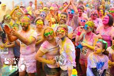 Did you have enough color in your last run? www.colormerad.com