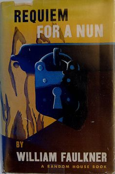 #Requiem for a #Nun by William #Faulkner 1951