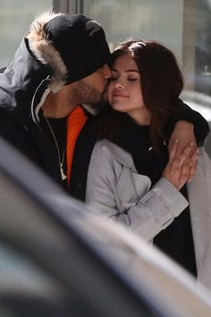 The Weeknd and Selena Gomez Pack on the PDA in His Hometown