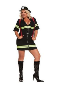 20 Sexy Plus Size Halloween Costumes That You'll Look Spook-tacular In