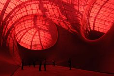 Anish Kapoor, Leviathan (2011), Grand Palais, Paris, France.Images courtesy of the French Ministry for Culture and Communication.