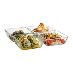 MIXTUR Oven/Serving Dish Clear Glass