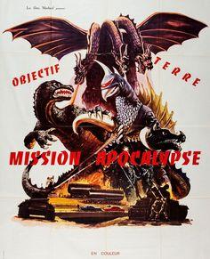 Godzilla vs. Gigan, 1972