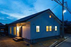 健康住宅とリフォーム  平屋 三重県鈴鹿市 注文住宅 : 平屋の家 1  動画で紹介