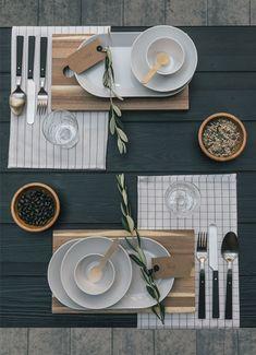 Ikea Studio styling tips voor een mooi gedekte tafel
