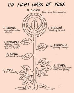 Eight Limbs Of Yoga Loved And Pinned By Deyogatempelnl