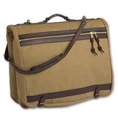 www.Filson.com | Garment Bag: Our Garment Bag is distinctive, roomy and tough. #Filson #travel #luggage