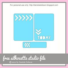 Fichier gratuit silhouette studio sst etiquette chevron à retrouver ici... The NUMBER ONE scrapbooking review site. Get honest and unbiased reviews of all of the latest scrapbooking tools and products from our expert staff.