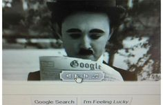 122nd anniversary of the birth of Charlie Chaplin