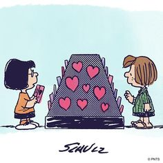 Image in Snoopy collection by on We Heart It Snoopy Love, Charlie Brown And Snoopy, Snoopy And Woodstock, Peanuts Cartoon, Peanuts Snoopy, Snoopy Valentine, Happy Valentines Day, Lucy Van Pelt, Peanuts Characters