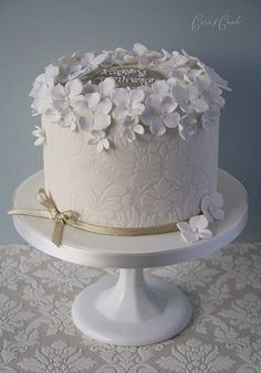 Damask cake   Flickr – Condivisione di foto!