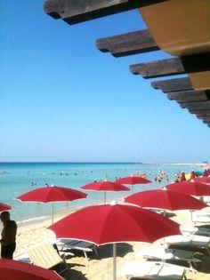 Lido Marini - Spiaggia privata
