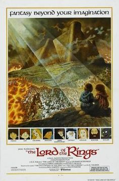 The Lord of the Rings (1978) movie #poster, #tshirt, #mousepad, #movieposters2