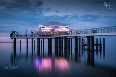 Blaue Stunde am Meer by Steffen Henze on 500px