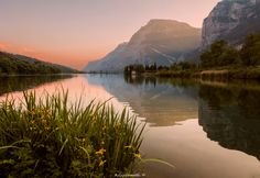 Toblino Lake by Alessandro Giacometti on 500px