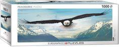 Adler - 1000 Teile - EUROGRAPHICS Puzzle