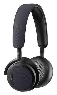 B&O PLAY by Bang&Olufsen BeoPlay H2 ultraflexibler On-Ear-Kopfhörer Carbon Blue