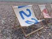 We love upcycled sails and these deck chairs look super comfortable. This swing made from a salvaged door makes us swoon. In Stag Hunt, Sarah and Paul focus on outdoor furniture Episode 3 Upcycled Furniture, Diy Furniture, Outdoor Furniture, Sustainable Style, Sustainable Fashion, Upcycling Projects, Diy Projects, Last Stitch, Episode 3